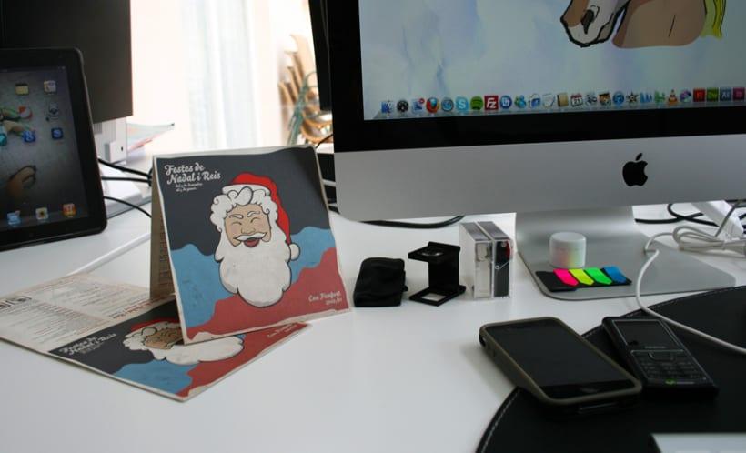 Postales Navidad y Sant Antoni 4