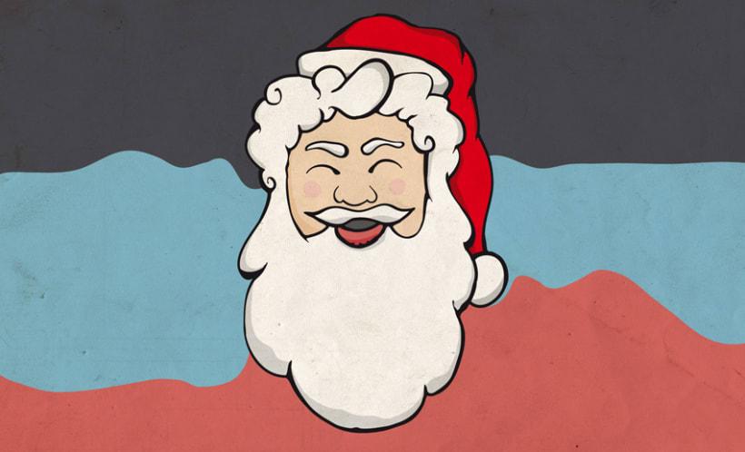 Postales Navidad y Sant Antoni 2