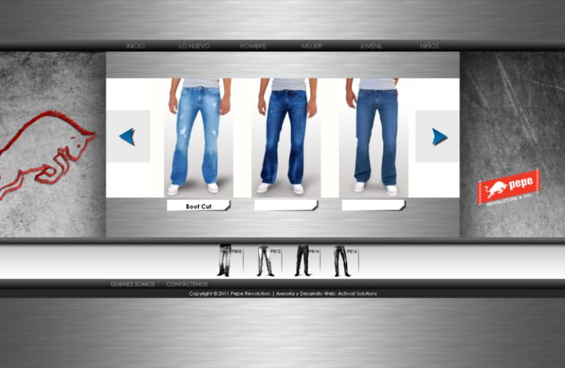 Pepe Revolution Jeans 4