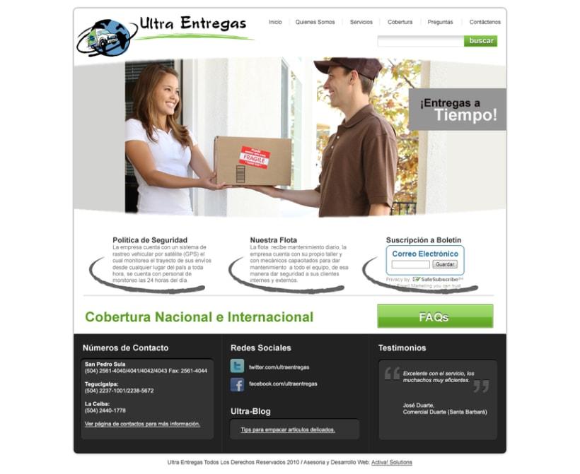 Ultra Entregas 2