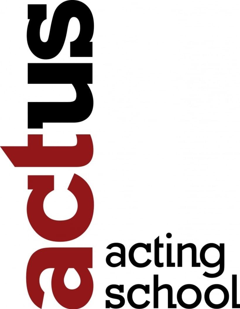 Imagen Gráfica Identificativa de la Escuela Actus  2