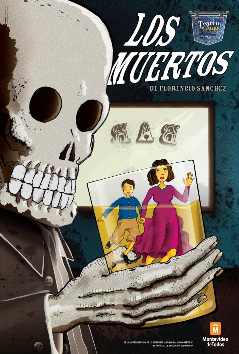 Los Muertos. Florencio Sánchez 1