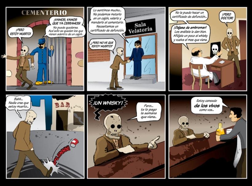Los Muertos. Programa 1