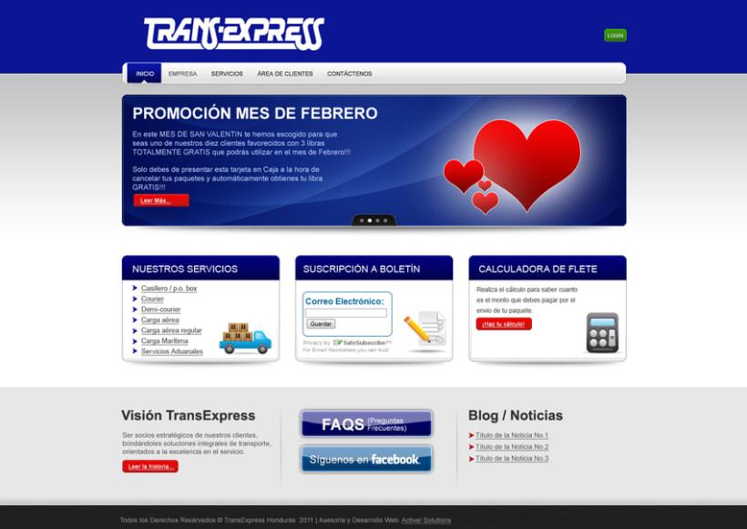 TransExpress Honduras 1