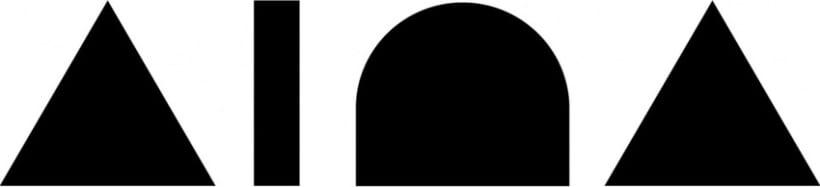 Logotipo y etiquetas de la diseñadora Aina Recordà 1