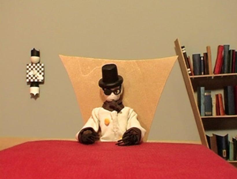 """Video - Corto animación stop-motion """"Doctor Kyle"""" 0"""