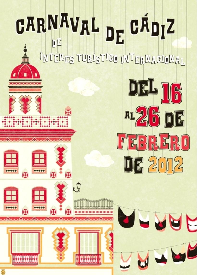 Carnaval Cádiz 2011: A Risa Limpia 1