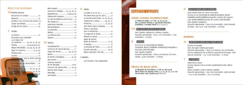 Folleto, catálogo 6