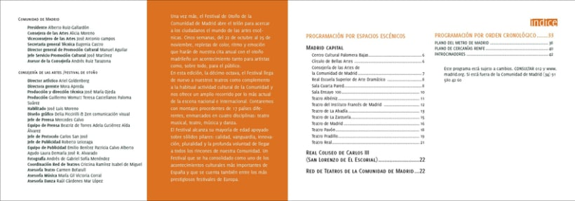 Folleto, catálogo 4