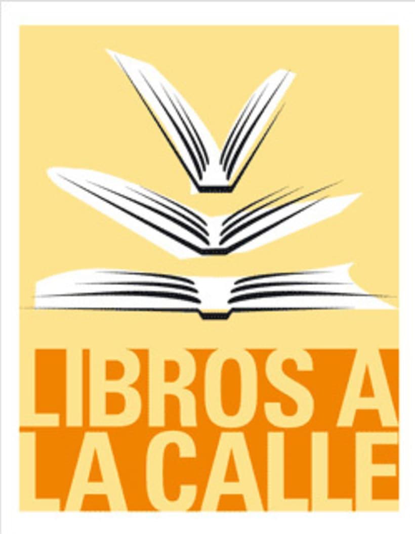 Logotipo libros a la calle 3