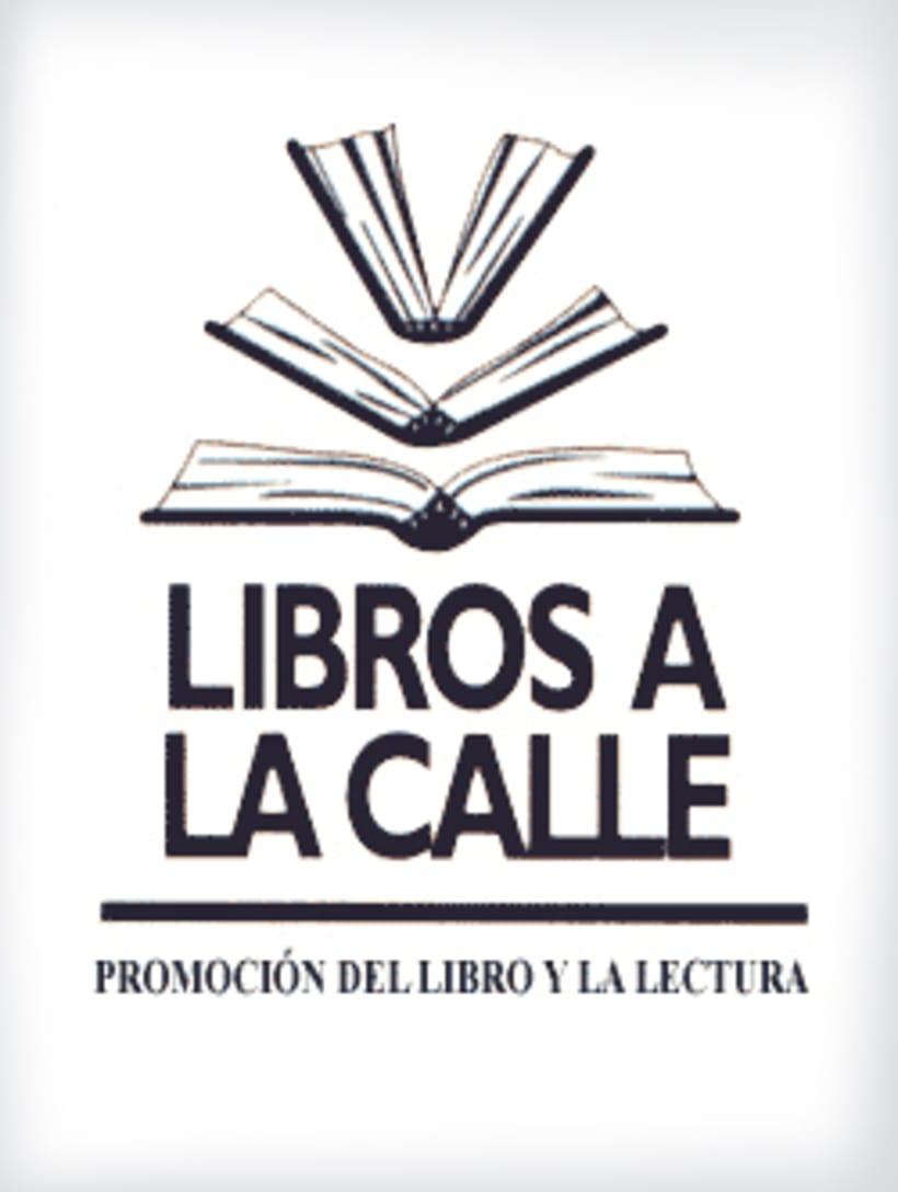 Logotipo libros a la calle 2
