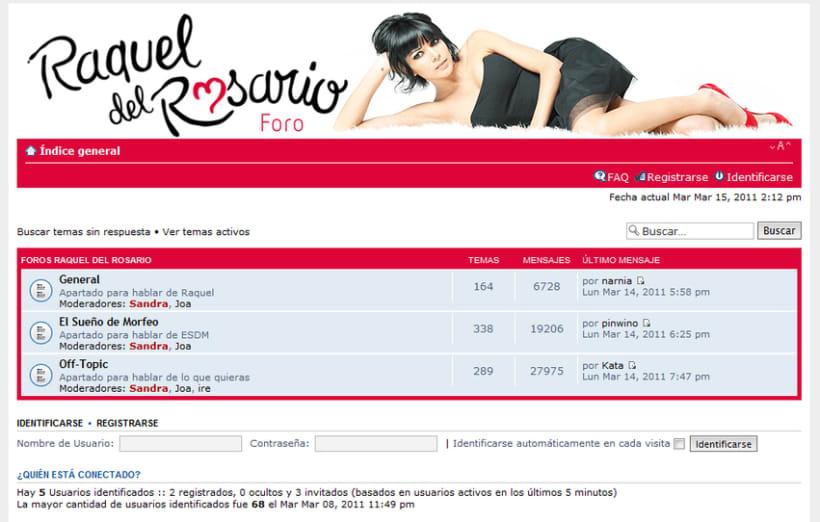 Raquel del Rosario - Web 3