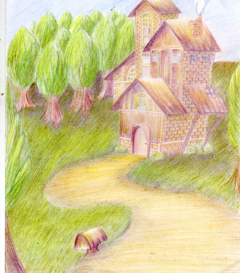 Ilustración Tradicional 8