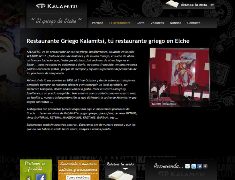 Restaurante Griego Kalamitsi 3