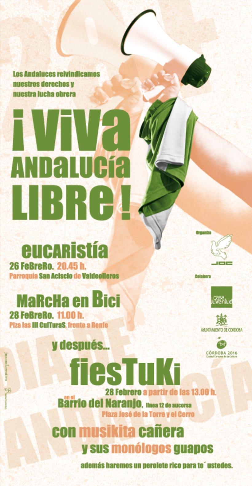 Día de Andalucía 1