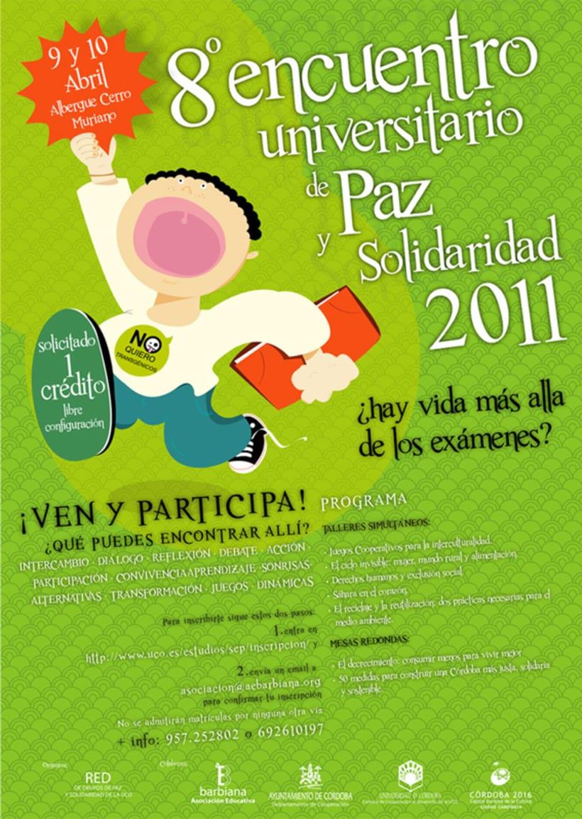 Encuentro universitario Paz y Solidaridad 2