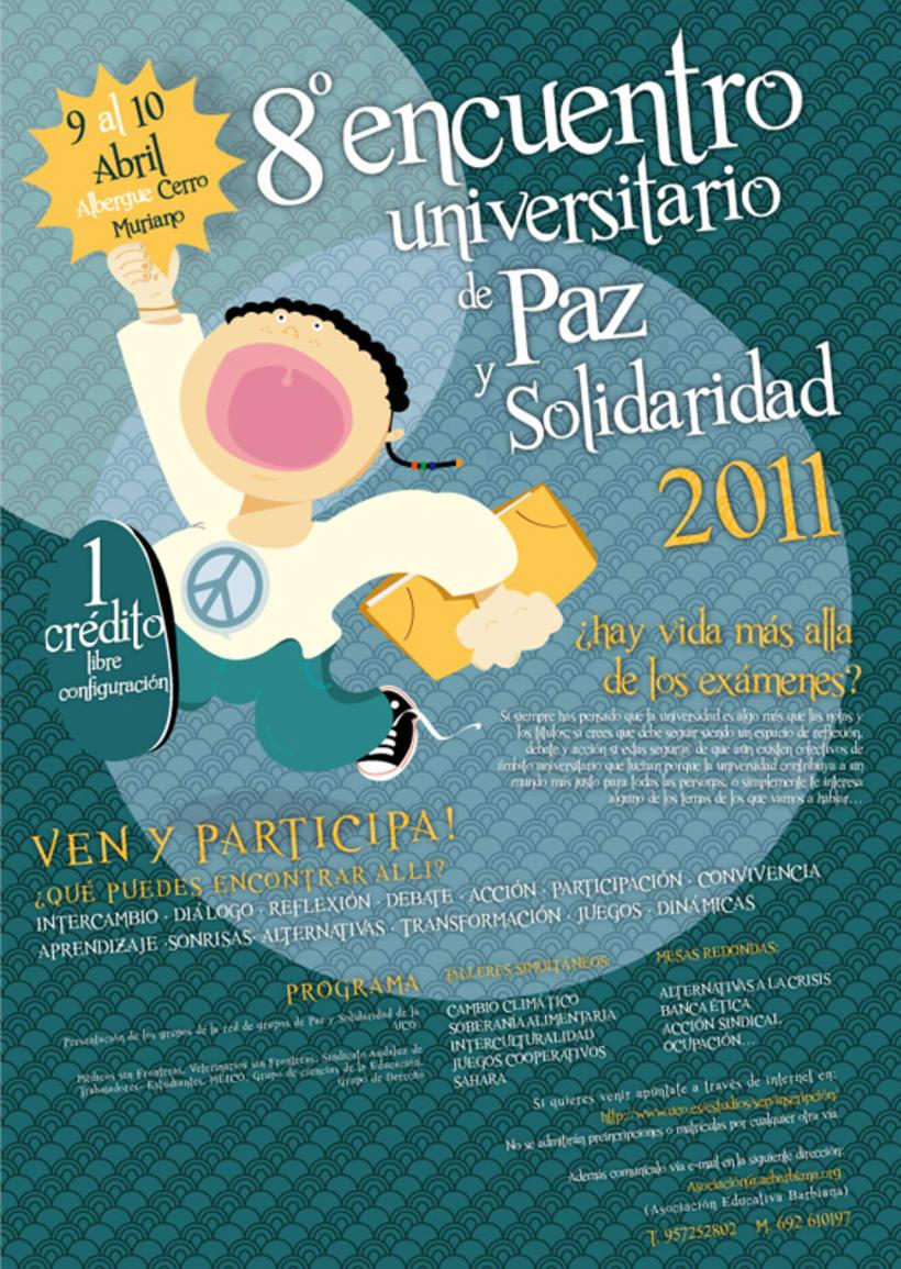 Encuentro universitario Paz y Solidaridad 4