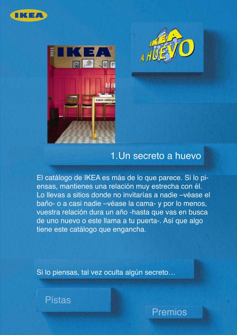 IKEA A HUEVO 1