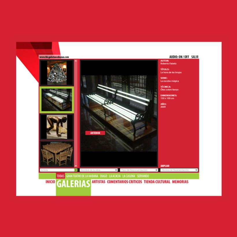 Sistema de Identidad Visual, HB Evento de arte contemporáneo cubano 6