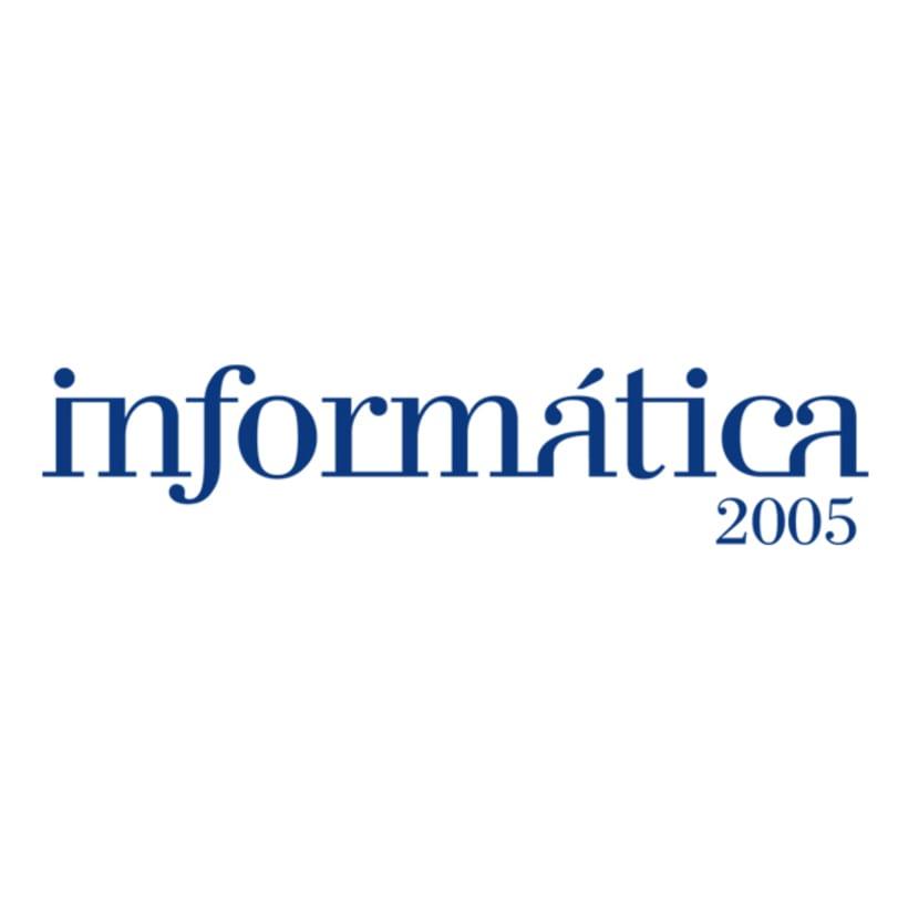 Identidad Visual, Informática 2005 1