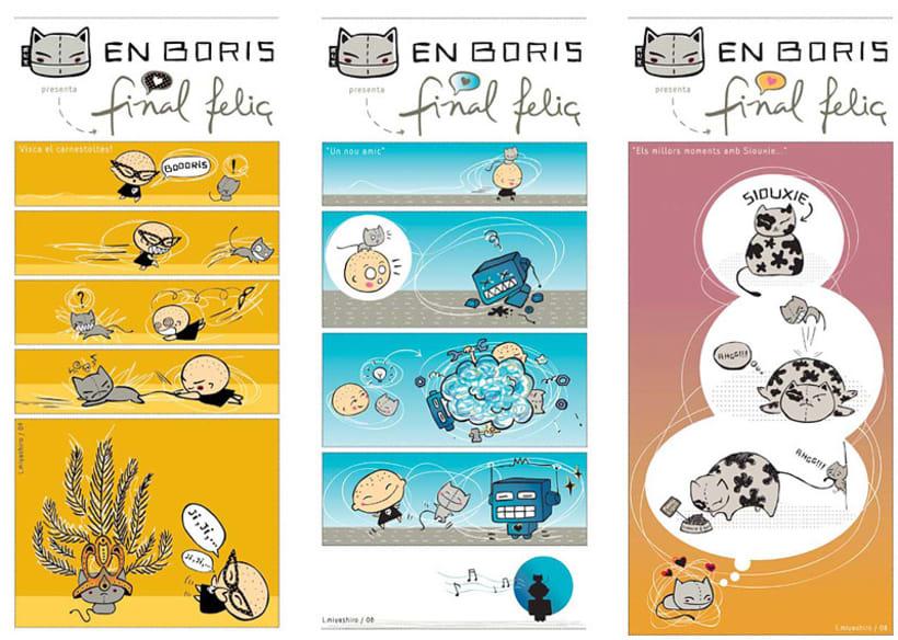 Boris, happy times 2