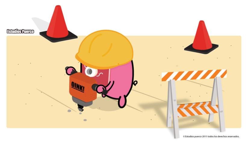 Construcción de Estudios Puerco.com 2