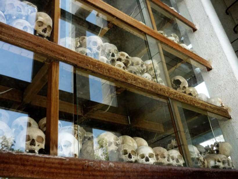 Photographic review: Genocide in Cambodia 35