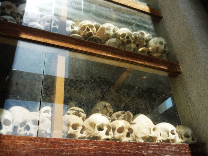 Photographic review: Genocide in Cambodia 34
