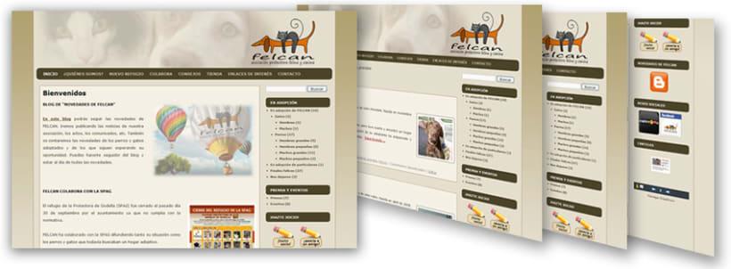 Felcan - Asociacion Protectora Felina y Canina 1
