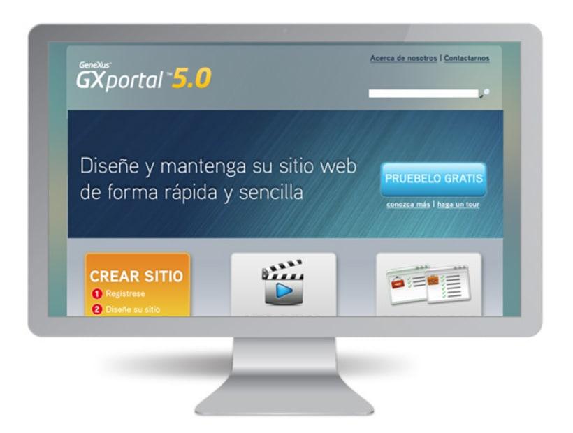 Web GXportal 1
