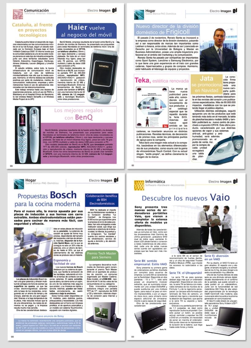 Revista electroimagen 1