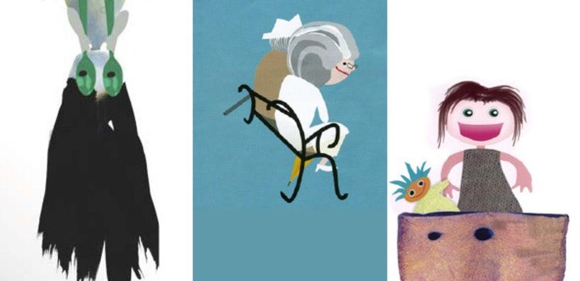 Pedacitos de ilustración 3