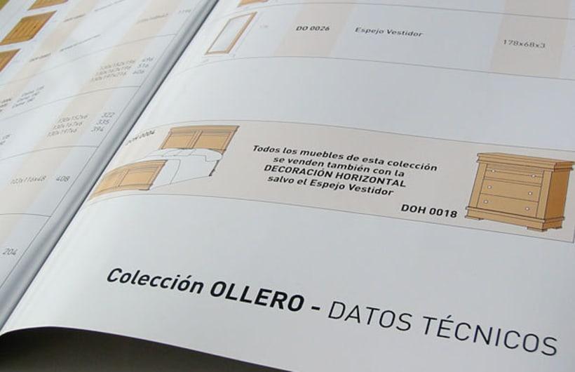 OLLERO Colección 2005 4