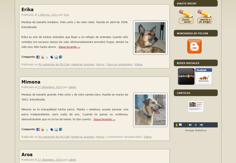 Felcan - Asociacion Protectora Felina y Canina 5
