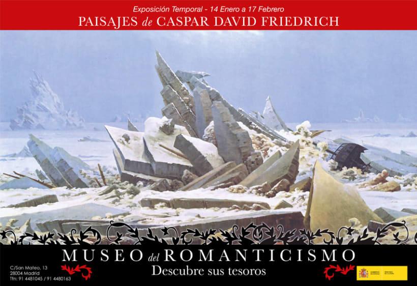 Carteleria Museo romanticismo 4