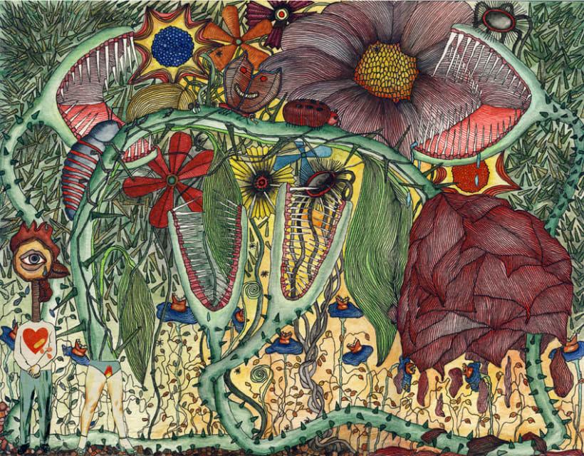 The garden of the dreams 1