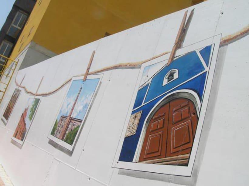 Mural en Molina del Segura 7
