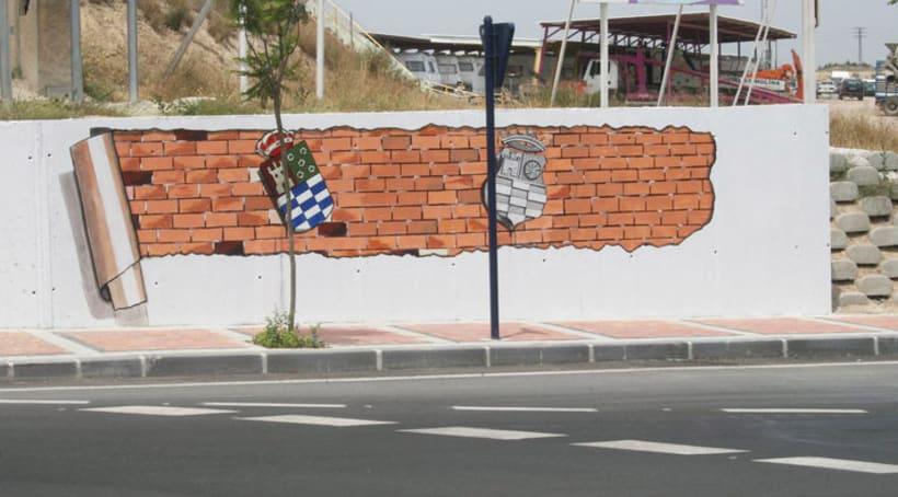 Mural en Molina del Segura 6