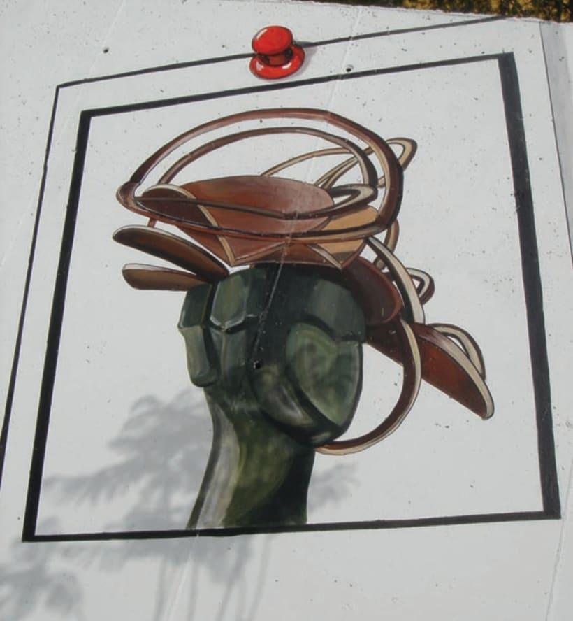Mural en Molina del Segura 5