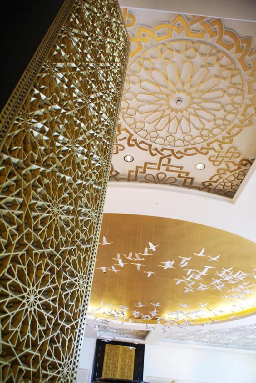 Palacio de Congresos de Oran. Argelia 19