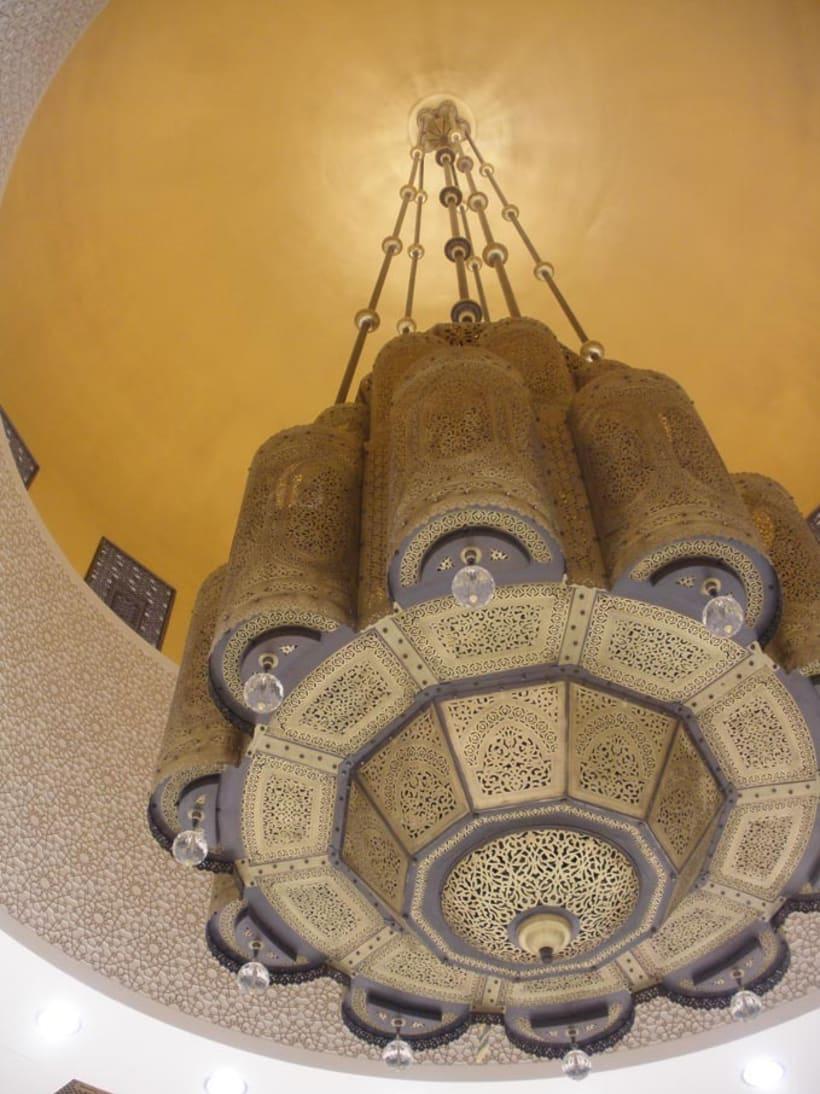 Palacio de Congresos de Oran. Argelia 4