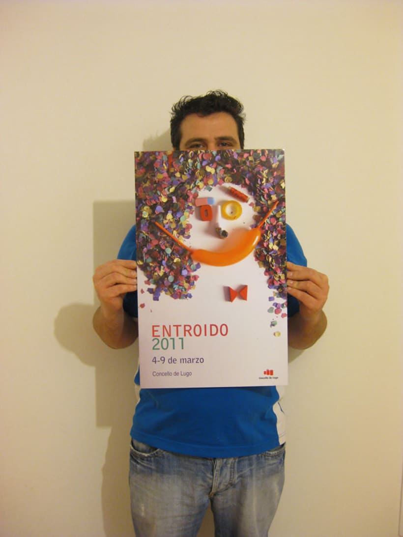 Cartel Entroido Lugo 2011 2
