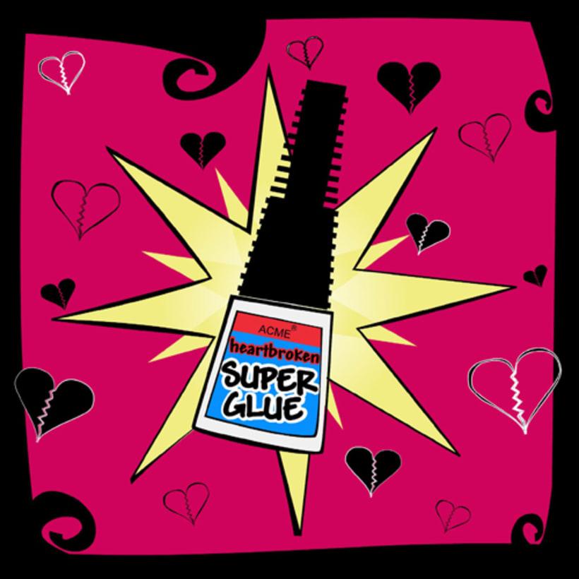 Heartbroken Superglue 5
