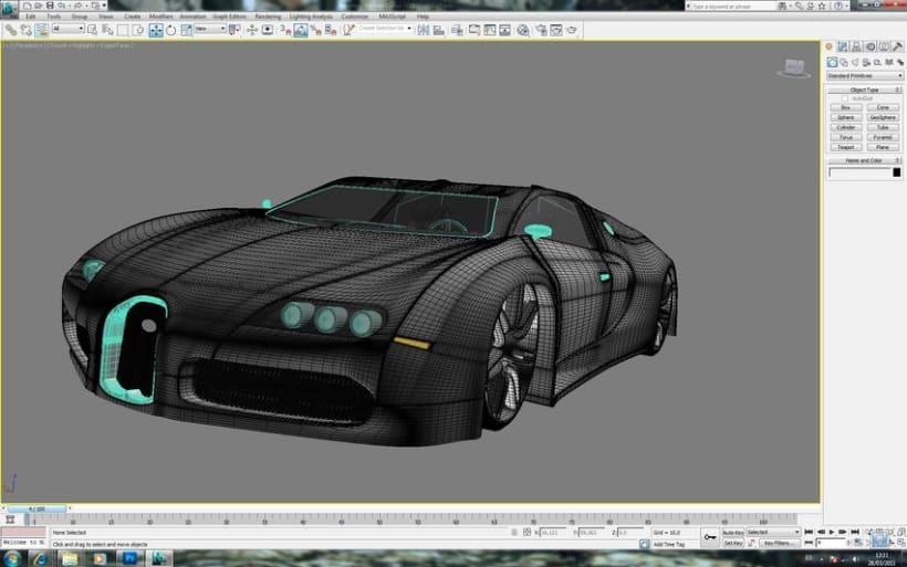 Bugatti Veyron 8