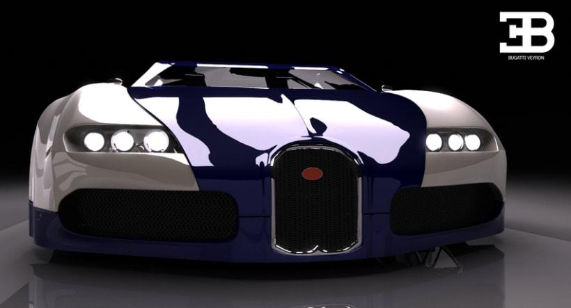 Bugatti Veyron 12