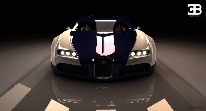 Bugatti Veyron 14