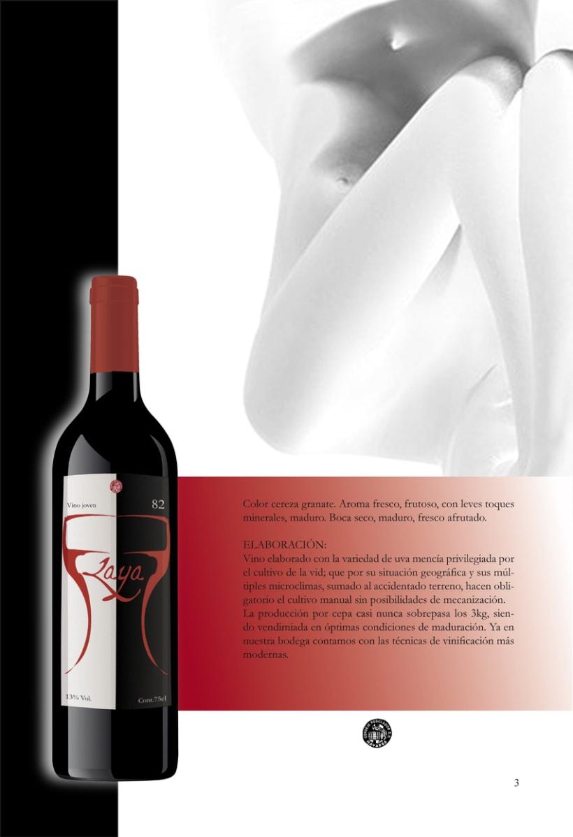 Catálogo para vinos 8
