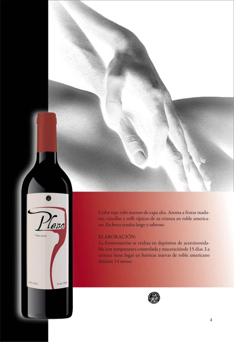 Catálogo para vinos 9