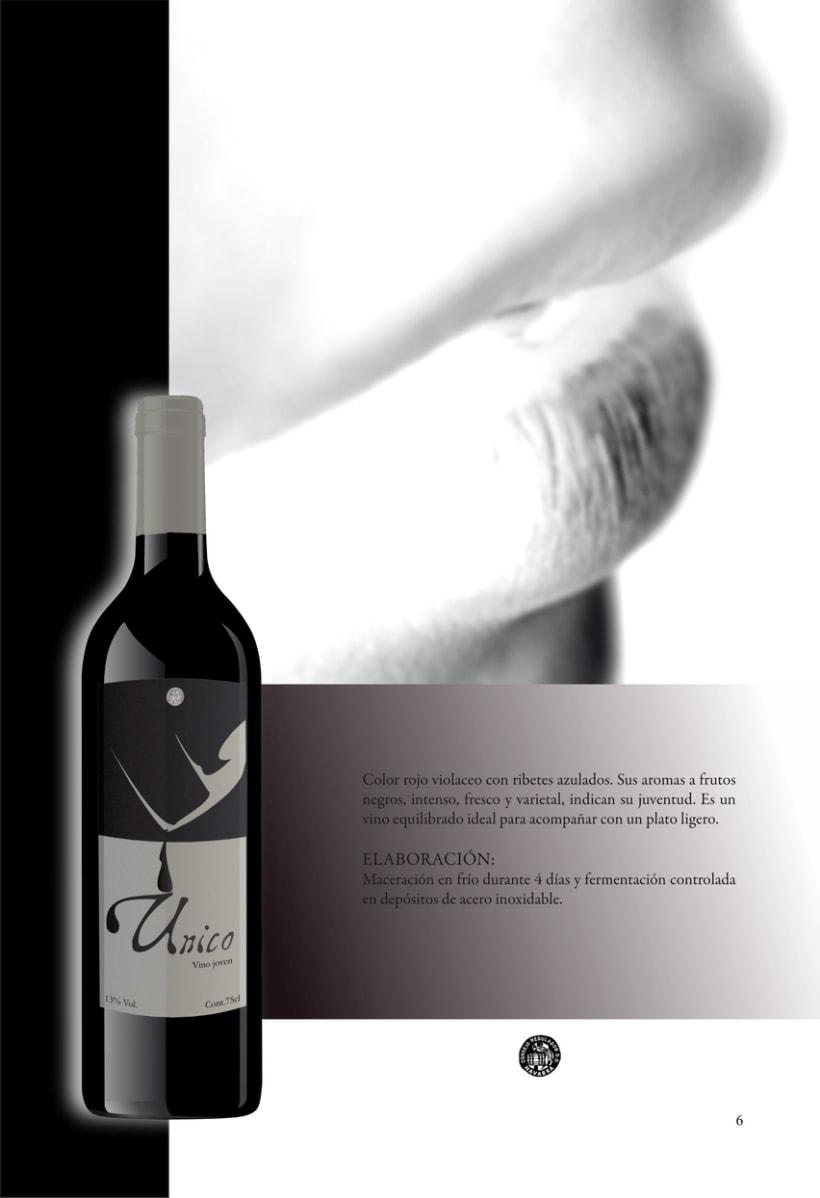 Catálogo para vinos 11