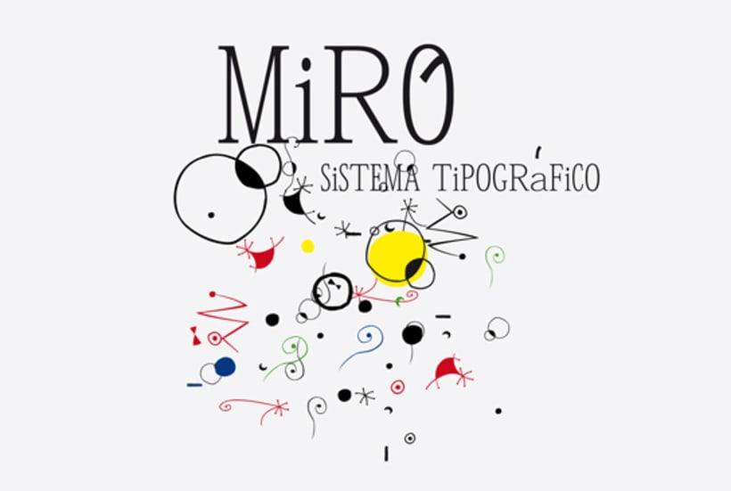 """""""Miró Font"""" 2"""